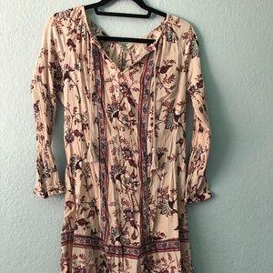 Lucky Boho Dress